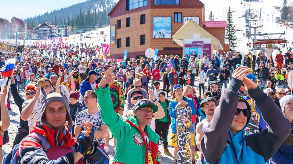 События фестиваля Грелка в апреле 2019